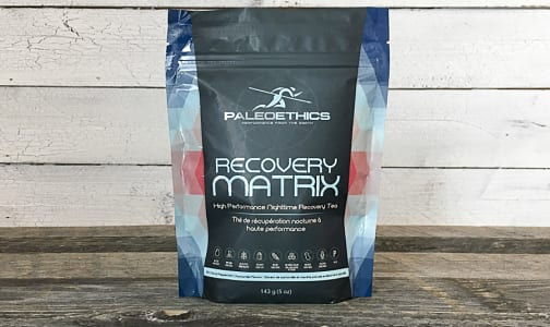 Recovery Matrix- Code#: PC410218