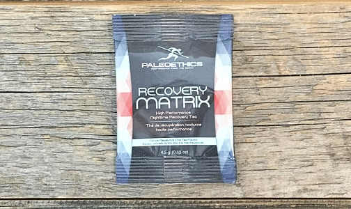 Recovery Matrix Single- Code#: PC410225