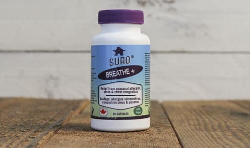 Organic SuroBreathe +- Code#: PC410245