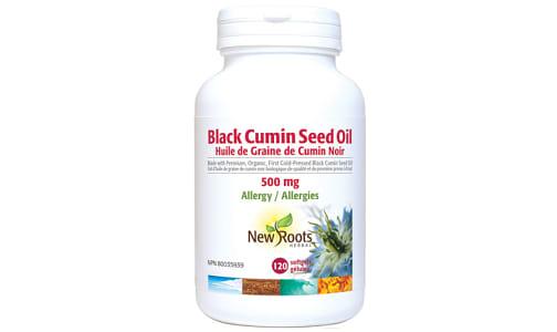 Black Cumin Seed Oil- Code#: PC410260