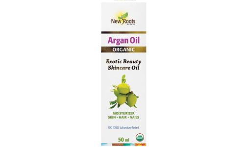 Organic Argan Oil- Code#: PC410267