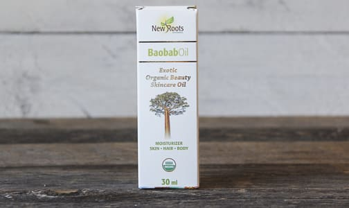 Organic Pure Baobab Oil- Code#: PC410269