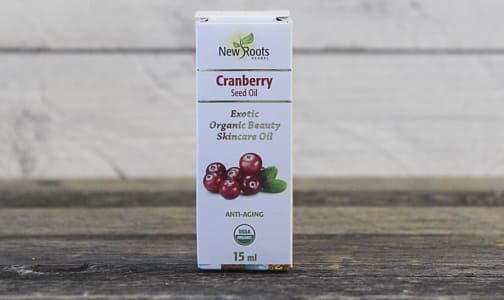 Organic Cranberry Seed Oil- Code#: PC410270