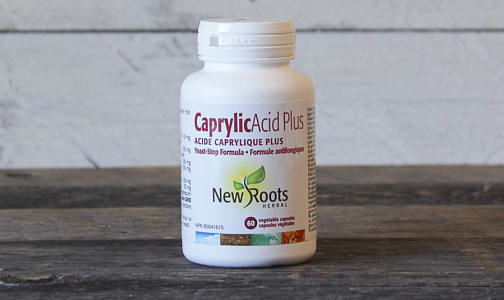 Caprylic Acid Plus- Code#: PC410282