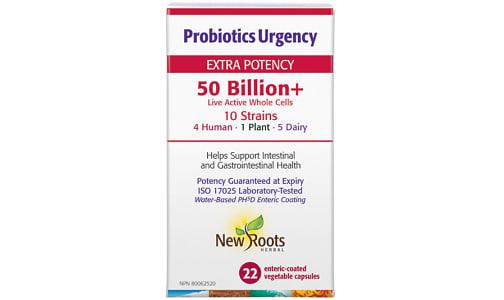 Probiotic Urgency,  50 Billion- Code#: PC410307