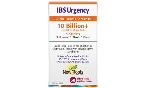 IBS Urgency 10 Billion- Code#: PC410309