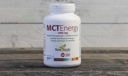 MCT Energy- Code#: PC410324