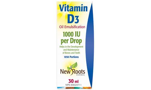 Vitamin D3- Code#: PC410326