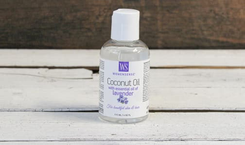 Organic Coconut Oil with Lavender- Code#: PC410333