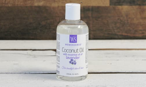 Coconut Oil with Lavender- Code#: PC410334