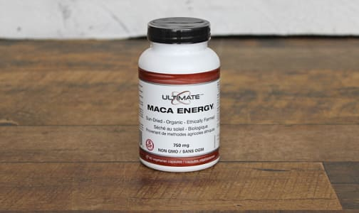 Maca Energy- Code#: PC410344