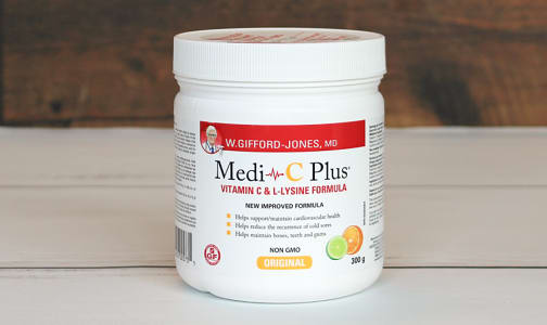 Medi C Plus - Citrus- Code#: PC410354