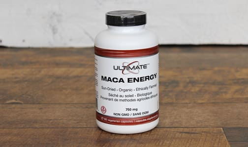 Maca Energy- Code#: PC410356