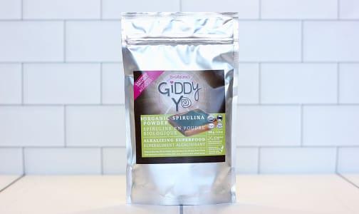 Organic Spirulina Powder- Code#: PC410377