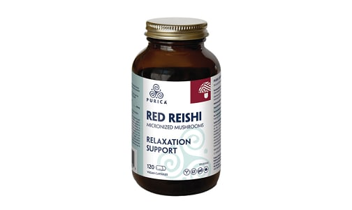 Organic Red Reishi- Code#: PC410392