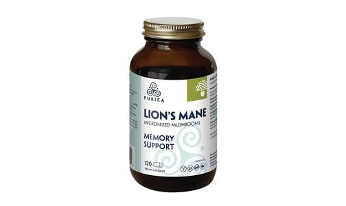 Organic Lion's Mane- Code#: PC410393