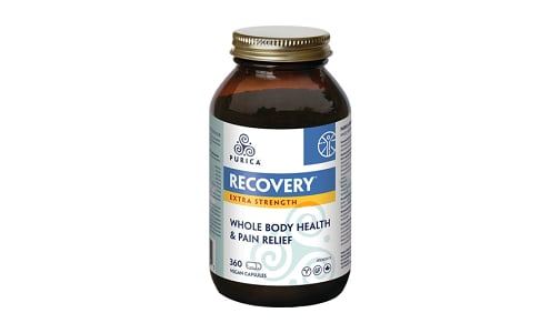 Recovery X-Strength- Code#: PC410405