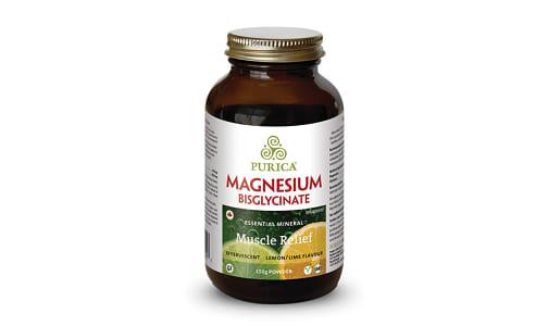 Magnesium Effervescent - Lemon Lime- Code#: PC410410