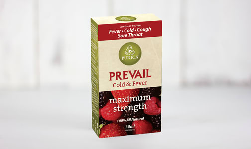 Adult Prevail Cold and Fever- Code#: PC410416