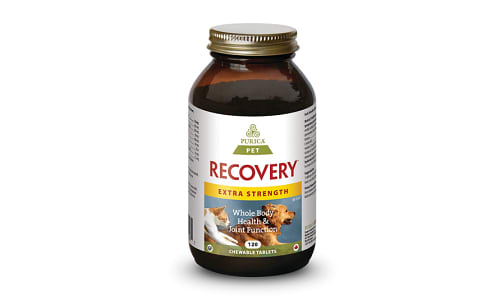 Organic Pet Recovery Extra-Strength- Code#: PC410418