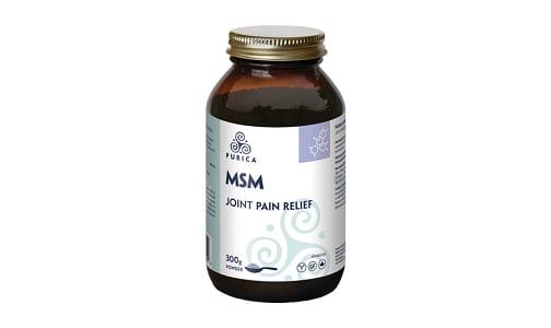 MSM Vegan Powder- Code#: PC410421