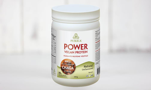 Natural Vegan Protein with Chaga- Code#: PC410425
