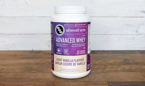 Advanced Whey Vanilla- Code#: PC410456