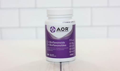 C+ Bioflavonoids- Code#: PC410489