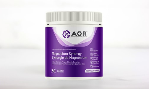 Magnesium Synergy Powder- Code#: PC410497