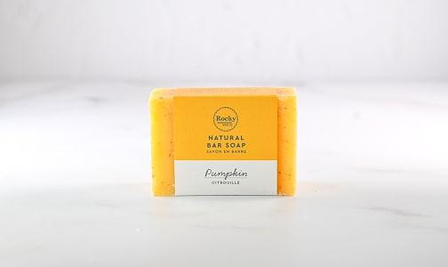 Organic Pumpkin Bar Soap- Code#: PC410500