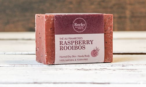 Raspberry Rooibos Bar Soap- Code#: PC410510