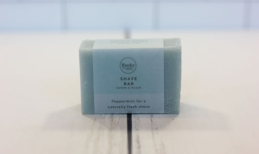 Peppermint Shave Bar- Code#: PC410513