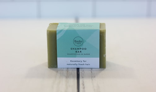 Rosemary Shampoo Bar- Code#: PC410514