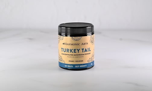 Organic Turkey Tail Concentrated Mushroom Powder- Code#: PC410574