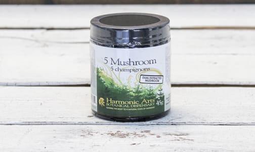 5 Mushroom De Powder- Code#: PC410576
