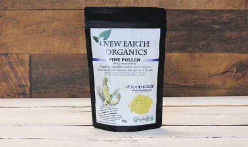 Organic Wild Harvested Pine Tree Pollen- Code#: PC410689