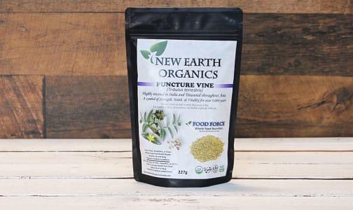 Organic Certified Organic Biodynamic Puncture Vine- Code#: PC410692