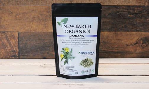 Organic Organic Damiana Leaf- Code#: PC410696