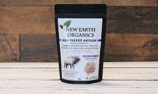 Organic Elk Velvet Antler- Code#: PC410697