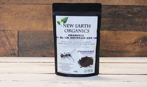 Organic Wild Black Mountain Ant Powder- Code#: PC410698