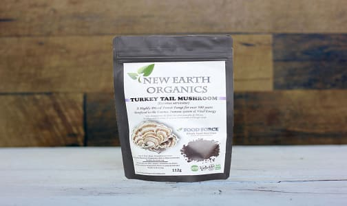 Organic Activation Extracted Turkey Tail Mushroom- Code#: PC410700