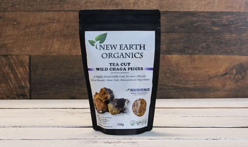 Organic Wild Chaga Mushroom Pieces- Code#: PC410713