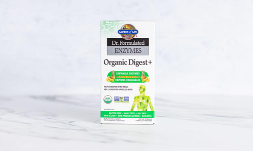 Organic Dr.Formulated Enzymes - Digest+- Code#: PC410760