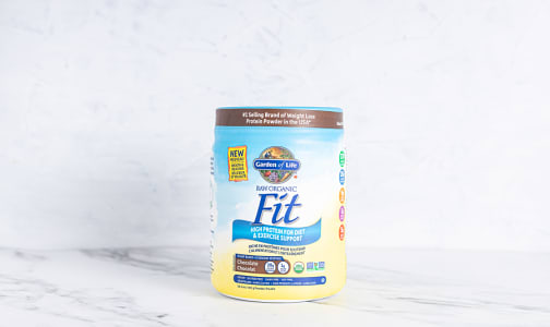 Organic RAW Fit - Chocolate- Code#: PC410776