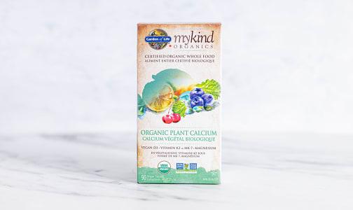 Organic Plant Calcium- Code#: PC410781