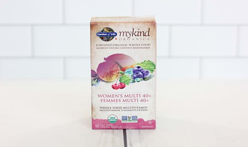 Organic Multivitamin Women 40+- Code#: PC410783