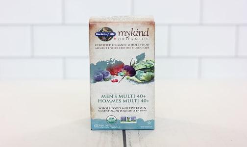 Organic Multivitamin Men's 40+- Code#: PC410785