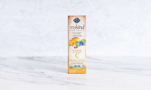 Organic Vitamin C Spray Orange- Code#: PC410786