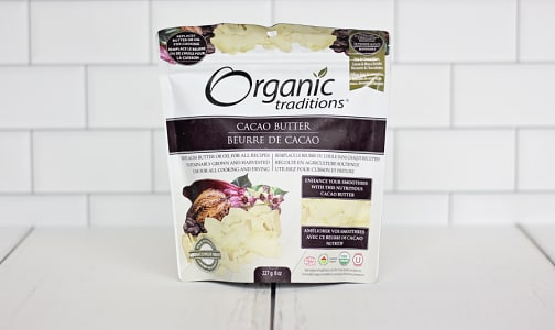 Organic Organic Cacao Butter- Code#: PC410848