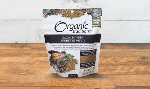 Organic Organic Cacao Powder- Code#: PC410850